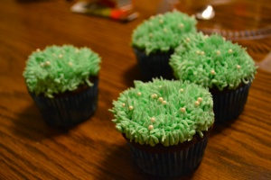 settlers of catan cupcake sheep