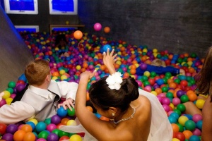 wedding ball pit